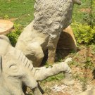 Lion Concrete sculpture