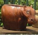 Rhino pot