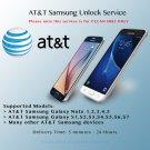 AT&T Samsung Unlock Code Service