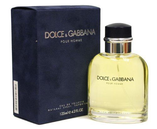 Dolce & Gabbana By Dolce & Gabbana For Men. Eau De Toilette Spray 4.2