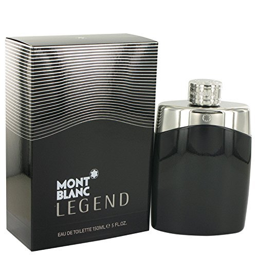 Montblanc Legend By MONT BLANC 5.1 oz Eau De Toilette Spray For Men