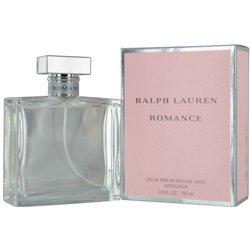 Romance eau de parfum spray 3.4 oz by Ralph Lauren