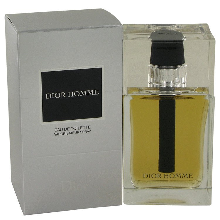 DIOR HOMME COLOGNE 3.4 OZ EAU DE TOILETTE SPRAY