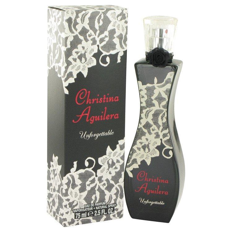 Christina Aguilera Unforgettable 2.5 oz Eau De Parfum Spray