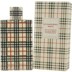 Burberry Brit 3.4 oz Eau De Parfum Spray by Burberry