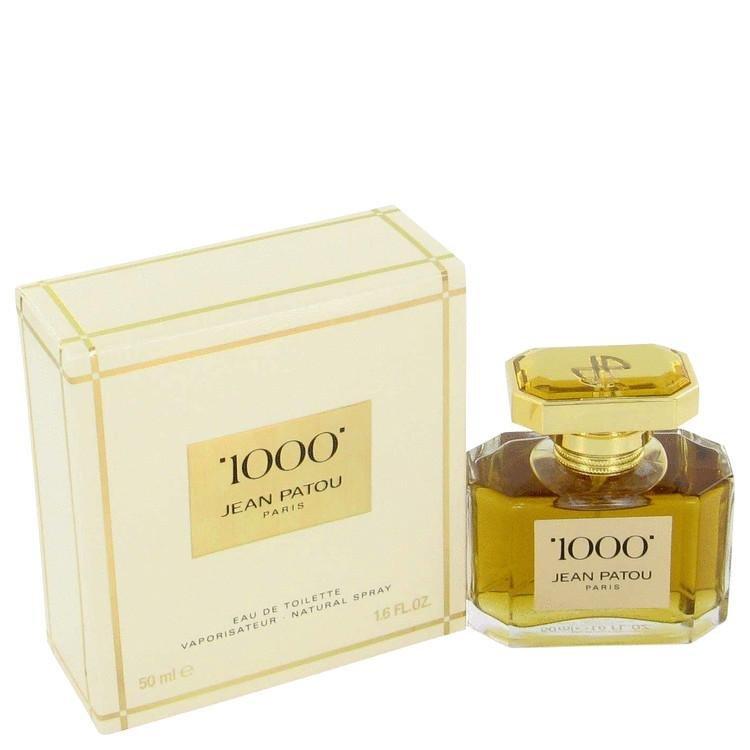 1000 by Jean Patou Eau De Parfum Spray 1 oz