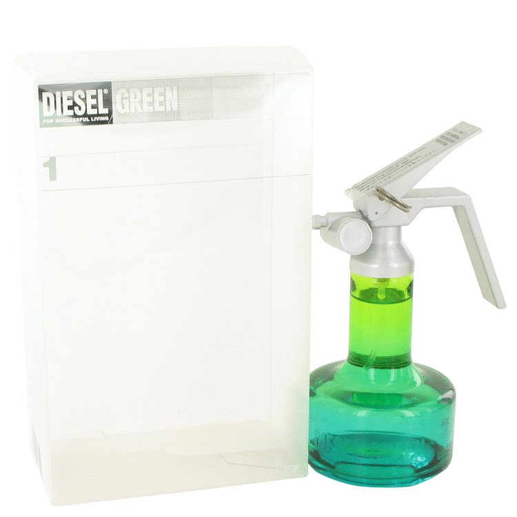Diesel Green Cologne for Men by Diesel (2.5 oz Eau De Toilette Spray)