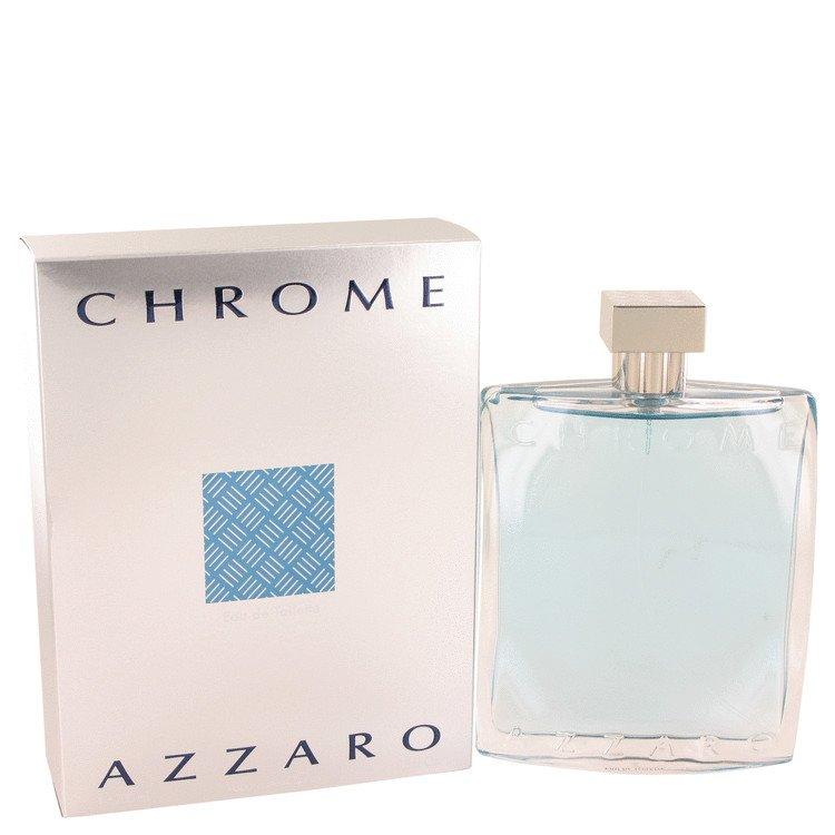 Chrome Cologne for Men by Loris Azzarl (6.8 oz Eau De Toilette Spray)