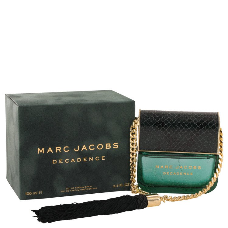 Decadence Perfume by Marc Jacobs (3.4 oz Eau De Parfum Spray)