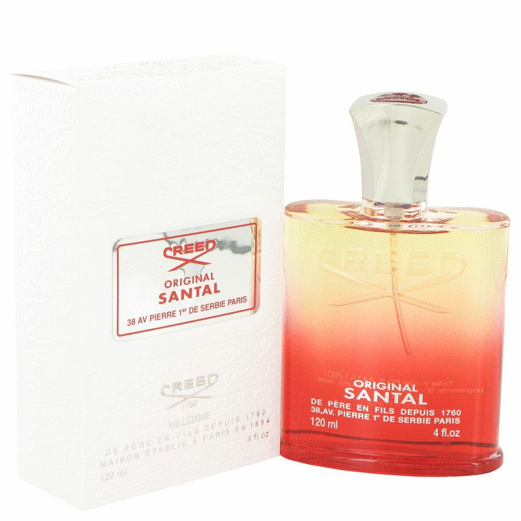 Santal Cologne for Men by Creed (4 oz Millesime Spray)