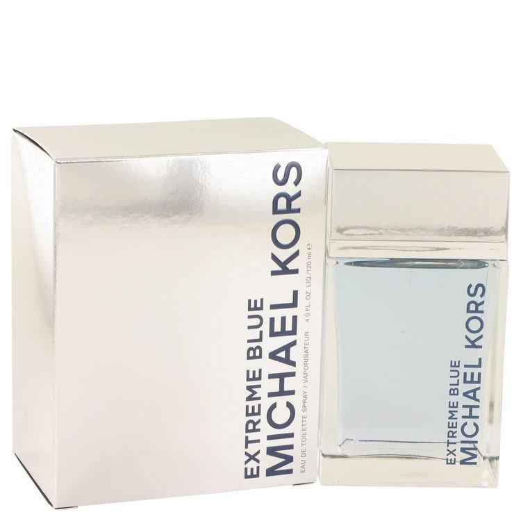 Michael Kors Extreme Blue Cologne (4 oz Eau De Toilette Spray)