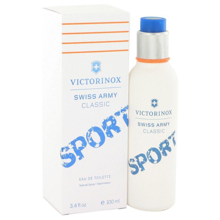 Army Classic Sport by Swiss Army/Victorinox (3.4 oz Eau De Toilette Spray)