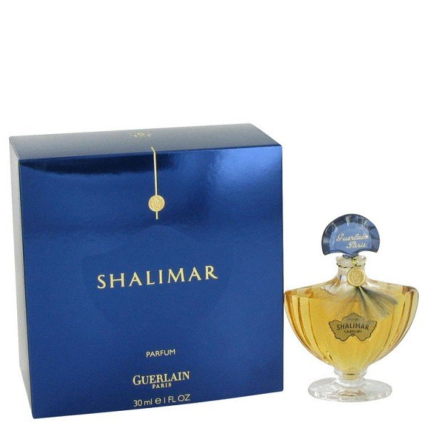 Shalimar By Guerlain Pure Perfume 1 Oz For Women