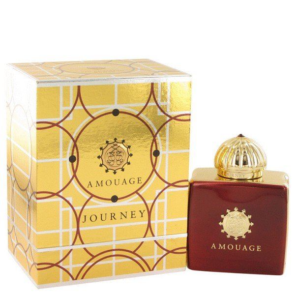 Amouage Journey By Amouage Eau De Parfum Spray 3.4 Oz For Women