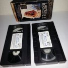 1993 LAWRENCE OF ARABIA (1998 VHS) COLUMBIA CLASSICS With Booklet & case
