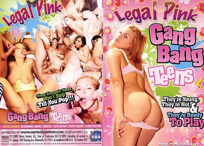 Teen porno DVD