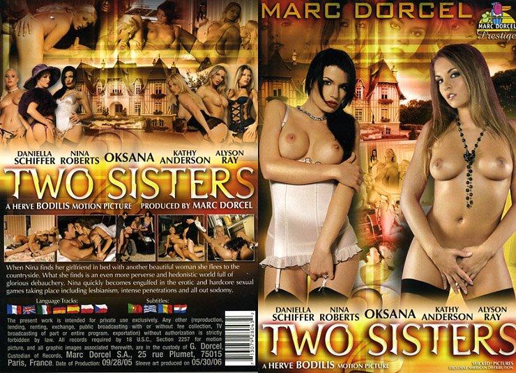 Marc dorcel две сестры