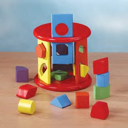 Wooden Sorting Toy