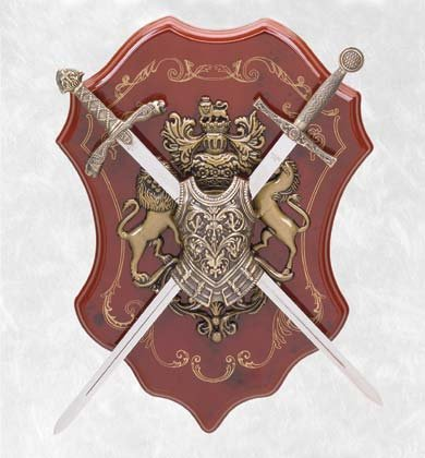 Knights Of The Roundtable Coat Of Arms  IDEM# 35654