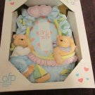 "Teddy Bears 3 1/2"" x 5"" Picture Frame"