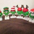 M & M Plastic Christmas Figurines 6