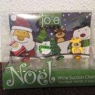 Jole Noel Wine Suction Charms