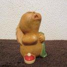 Pendelin hand painted stonecraft Barney Figurine