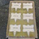 The Hamptons Cheese Marker Set 6 Pier 1
