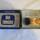 Vintage Pocket Size Mini Television Gag Gift