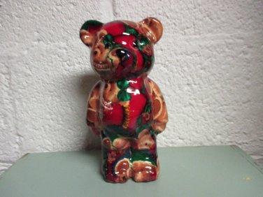 Studio Nova Holiday Glory Teddy Bear Figurine