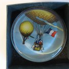 Vintage Air Balloon Paperweight