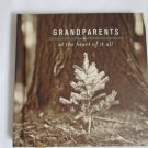 Hallmark Keepsake Grandparents at the Heart of it all  book