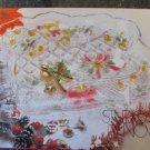 """Studio Nova Santa's Sled 16"""" Platter"""