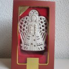 Lenox Bright Christmas Angel Votive Candle Holder
