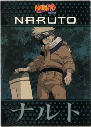 Naruto Ninja Ranks 11