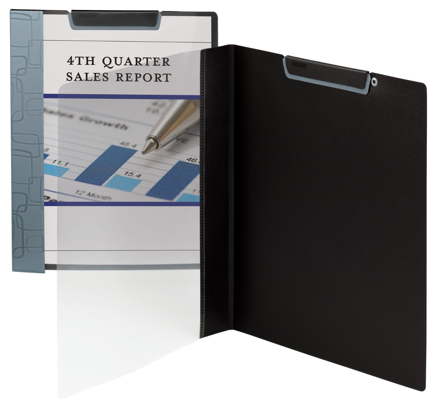 Smead Accent Series Poly Report Cover 86001