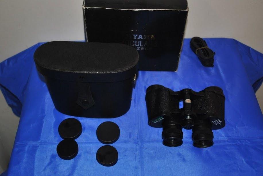 Fujiyama Triple Tested 8 X 30 Wide Angle Field 10deg. Binoculars