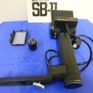 Nikon Speedlight SB-11 Flash,SC-12, SU-2 & Bracket