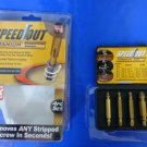 Speed Out Titanium 4 piece set Damaged Screw Extractor SpeedOut