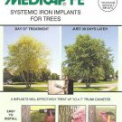 Medicap FE FE12X5 Systemic Iron Tree Implant Pack of 5 Fertilizer, New