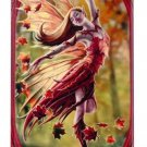 "ANN STOKES Decorative Art Tile Autumn Fairy 4""x8"" 99064"