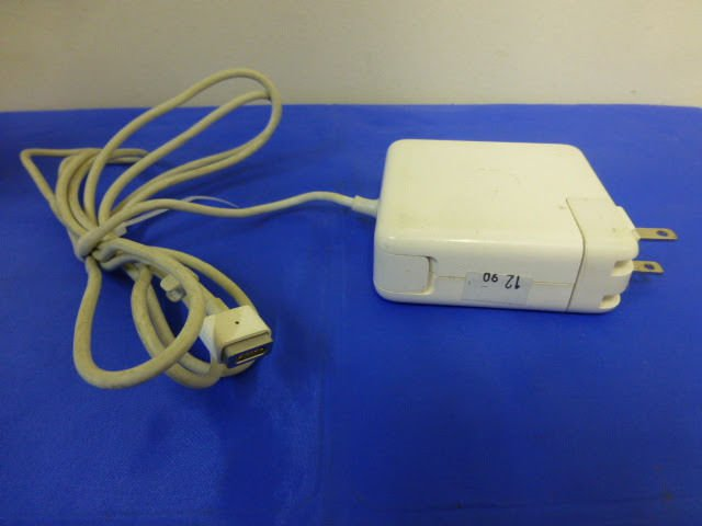 GENUINE ORIGINAL APPLE 85W A1222, A1290 ADAPTER POWER CHARGER FOR MACBOOK