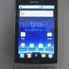 LG Optimus M MS690 Silver MetroPCS OLD CDMA BAND MODEL-CHECK ESN WITH PROVIDER