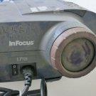 InFocus LP725 Digital Projector For Parts or Repair