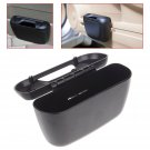 Bin Trash Rubbish Can Mini Vehicle Auto Car Garbage Dust Case Holder Box