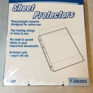 Quill Brand® Top-Loading Sheet Protectors; Clear, 2.8 Mil, 200 Per Box