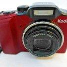 Kodak EasyShare Z915 10.0MP Digital Camera - Red