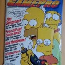 GamePro Magazine Number 17 December 1990 The Simpsons!