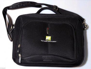 NIKON PROMO Items - High Sierra messenger / computer laptop bag + HAT + UMBRELLA