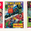 Lot 3 Vintage Gold Key Comics Land of the Giants, Mod Squad, Two-Gun Kid Marvel